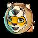 Icône Pura lion NF