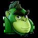 Icône Rilla vert NF