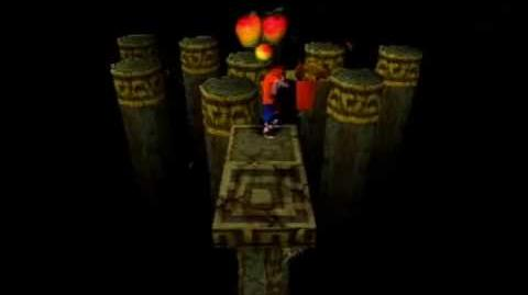 Crash Bandicoot - Temple Ruins