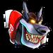 Icône Tiny loup-garou NF