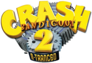 Crash Bandicoot 2 N-Tranced Logo