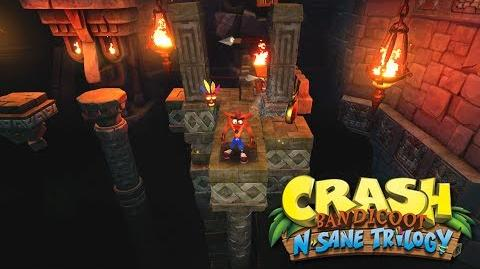 Crash Bandicoot N. Sane Trilogy - Temple Ruins
