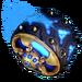 Roue Bleu crépuscule NF