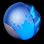 Peinture Bleu atomique NF