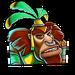 Icône Krunk de la jungle NF