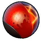 Peinture Rouge atomique NF