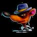 Icône Pinstripe gangster NF