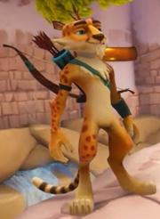 Chasseur dans Reignited