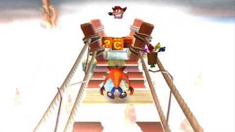 Crash Bandicoot - Road to Nowhere