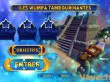 Îles Wumpa Tambourinantes