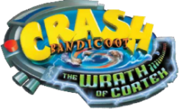 Crash Bandicoot La Vengeance de Cortex Logo