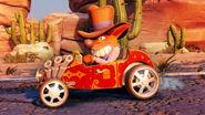 Nitro Fueled Canyon Dingo Faux Crash personnalisé
