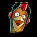 Icône Stew rooster NF