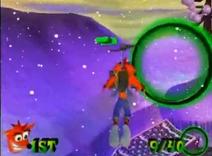 Vengeance de Cortex - Station glaciaire bandicoot