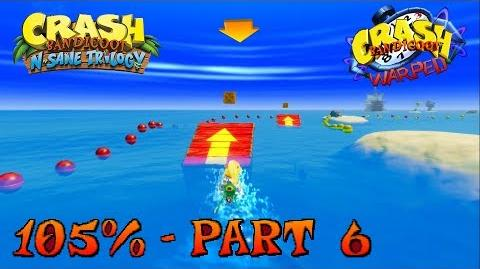 Crash Bandicoot N. Sane Trilogy - Makin' Waves