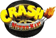 Crash Nitro Kart Logo