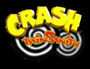 Crash twinsanity logo by jerimiahisaiah-d9j1jzs