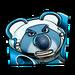 Icône Kong astronaute Beenox NF