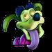 Icône Roo vert NF