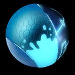 Peinture Turquoise atomique NF