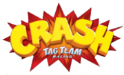 Crash Tag Team Racing Logo