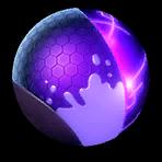 Peinture Violet atomique NF