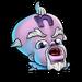 Icône Bébé Cortex violet NF