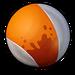 Peinture Orange NF