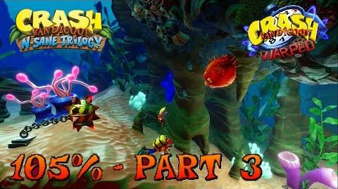Crash Bandicoot N. Sane Trilogy - Under Pressure