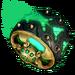 Roue Vert crépuscule NF