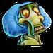 Icône Oxide bonnet de douche NF