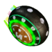 Roue Vert néon NF