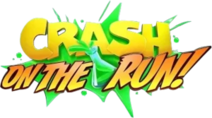 Crash On The Run!