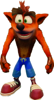 Crash N Sane Trilogy Crash Bandicoot