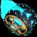 Roue Turquoise crépuscule NF