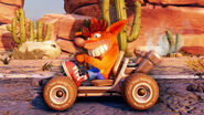 Nitro Fueled Canyon Dingo Faux Crash normal