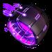 Roue Violet atomique NF