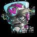 Icône Cortex robot anime NF