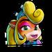 Icône Coco princesse NF