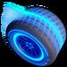 Roue Team Bandicoot électron NF
