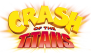 Crash of the Titans Logo