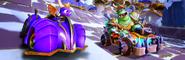 Gnasty & Spyro