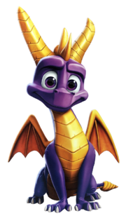 Art Spyro Reignited