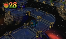 Vengeance de Cortex - Bowling solaire