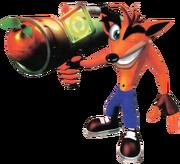 Crash Bazooka