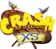 Crash Bandicoot XS Logo