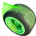 Roue Team Oxide électron NF