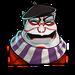 Icône Grand Norm kabuki NF