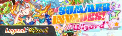 Summer Invades! Quest Banner