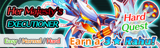 Her Majesty's Executioner Quest Banner